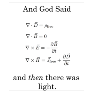 equazioni maxwell