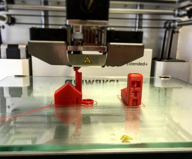 Esempio di stampa 3D