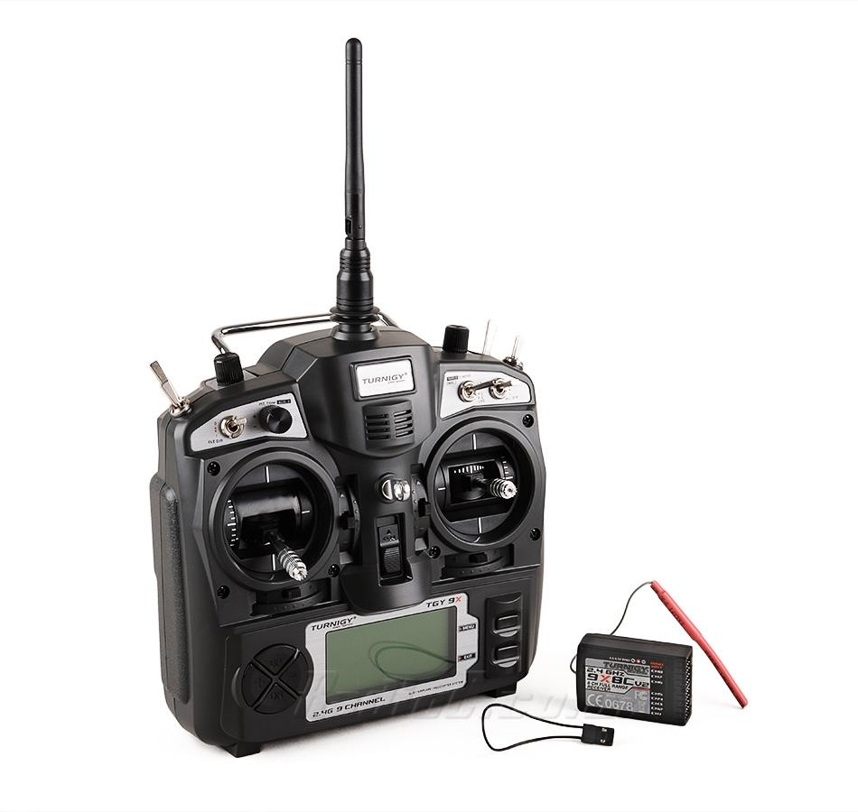 Radiocomando Turnigy x9