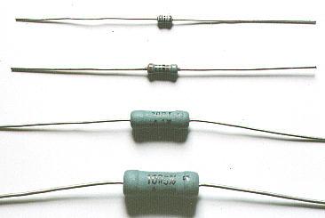resistore ad impasto