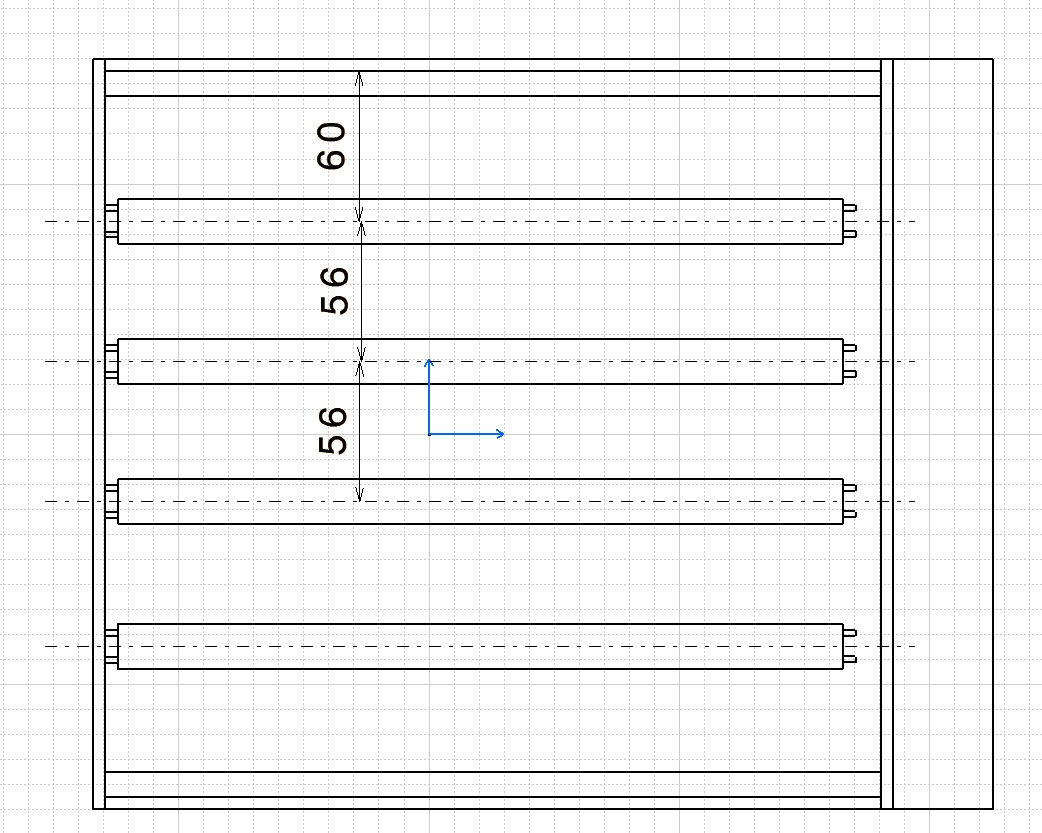 schema elettrico bromografo