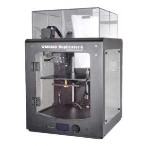 Stampante 3D chiusa