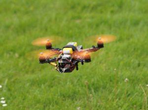 costruire un drone: assemblaggio