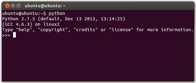 python su ubuntu