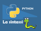 Immagine in evidenza - la sintassi Python