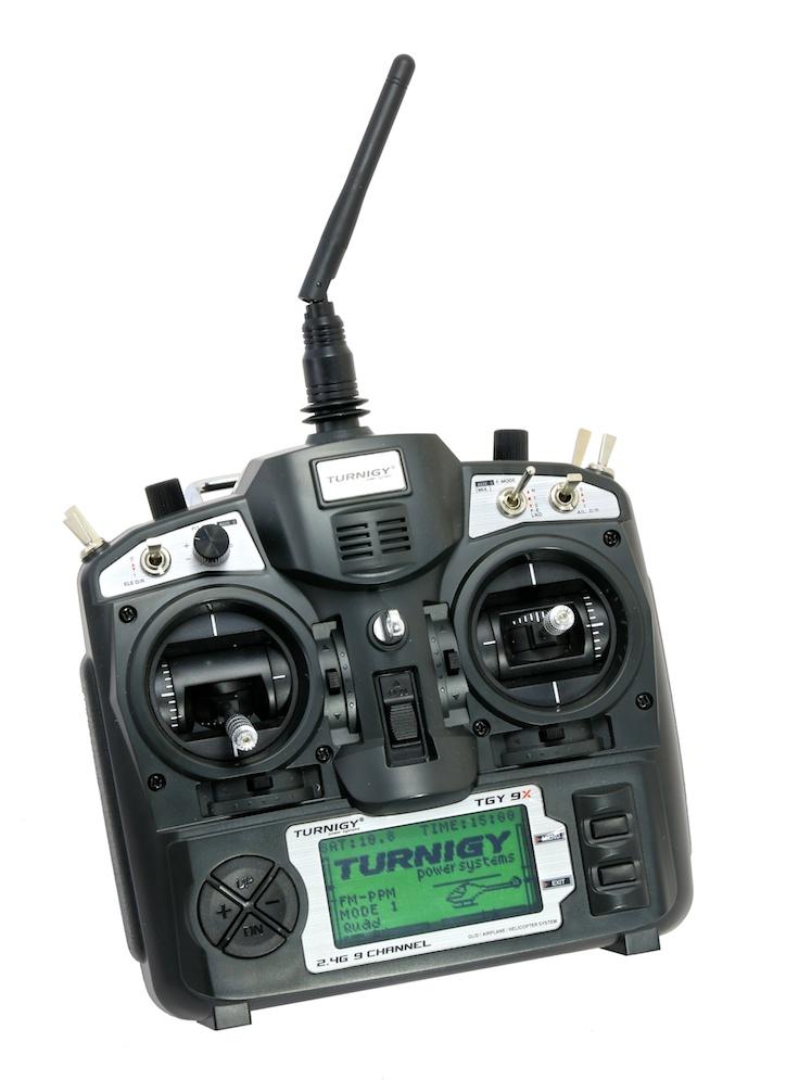 Radiocomando Turnigy-9x