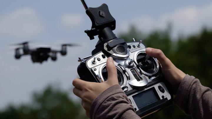 Costruire un drone: comandi fondamentali Turnigy 9x