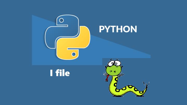 I file in Python: i principali metodi